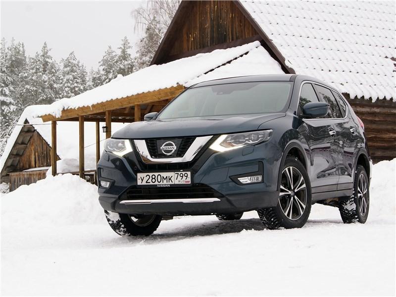 Nissan X-Trail - nissan x-trail 2018 становится «классиком»