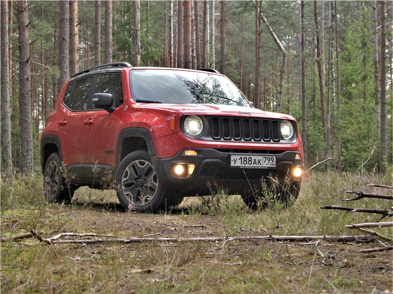 Jeep Renegade - jeep renegade 2019 jeep по-итальянски
