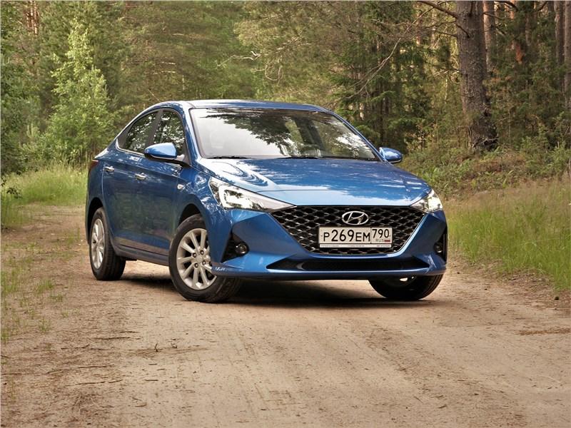 Hyundai Solaris – насколько он новый?
