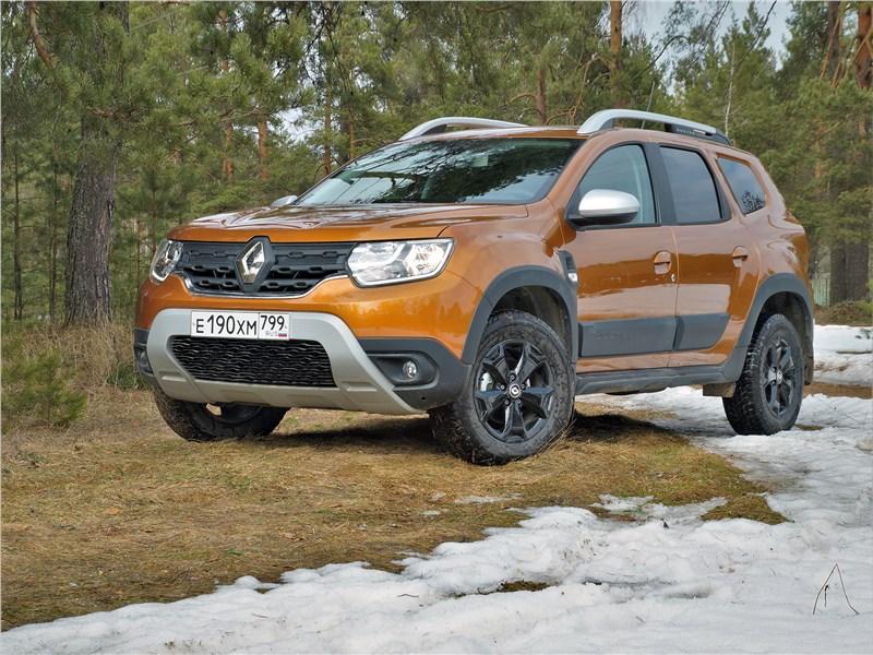 Renault Duster (2021) В предвкушении удовольствия