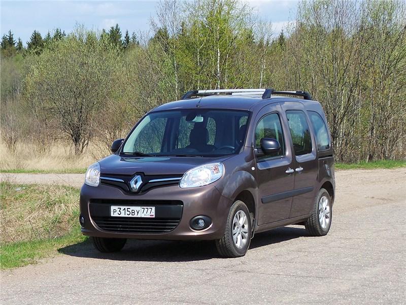 Renault Kangoo - renault kangoo 2014 талантливый хозяйственник