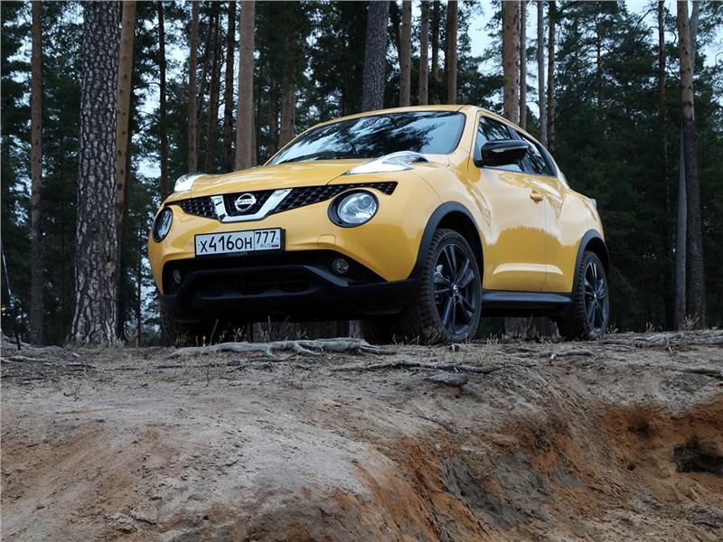 Nissan Juke 2015 Форма и содержание