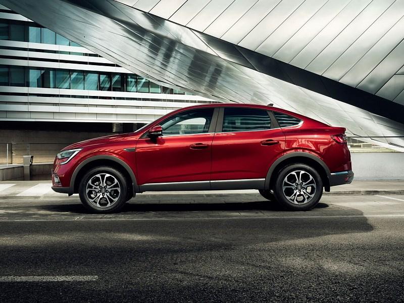 Renault запустил новую версию модели Arkana
