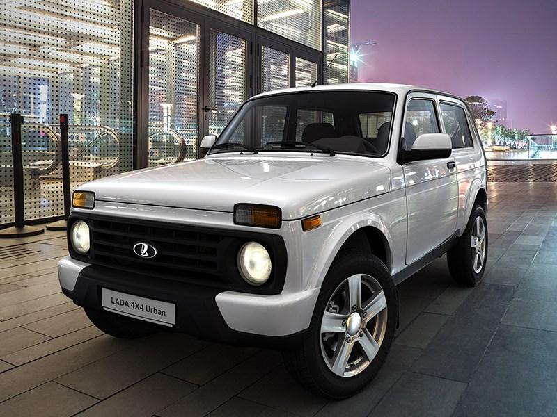«АвтоВАЗ» планирует экспортировать Lada 4х4 в Китай