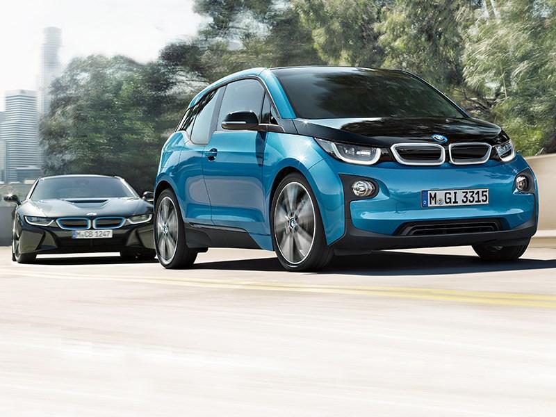 BMW остановила разработки третьей i-модели