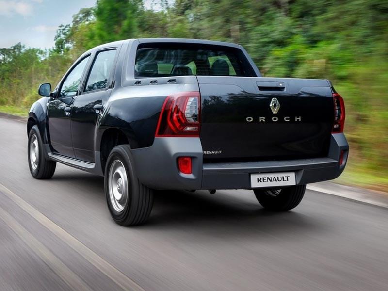 Renault показала пикап для работы