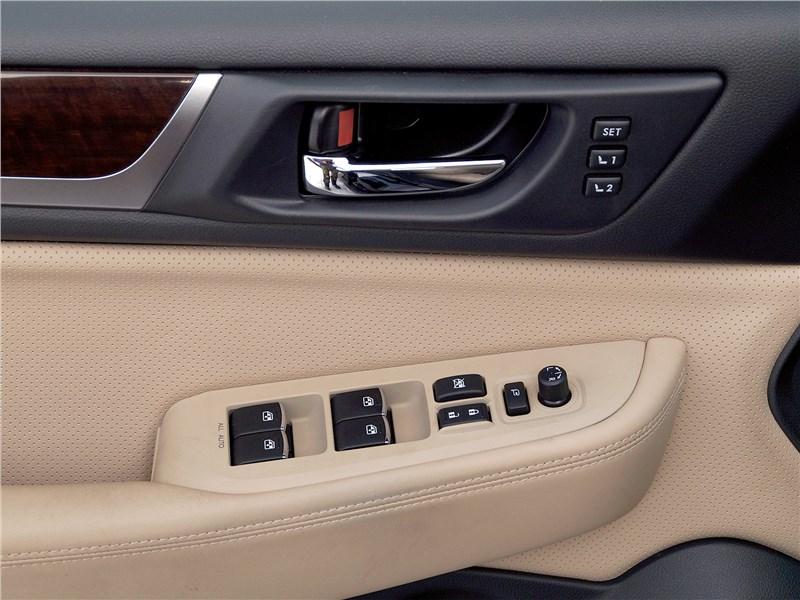 Subaru Legacy 2018 стеклоподъемники