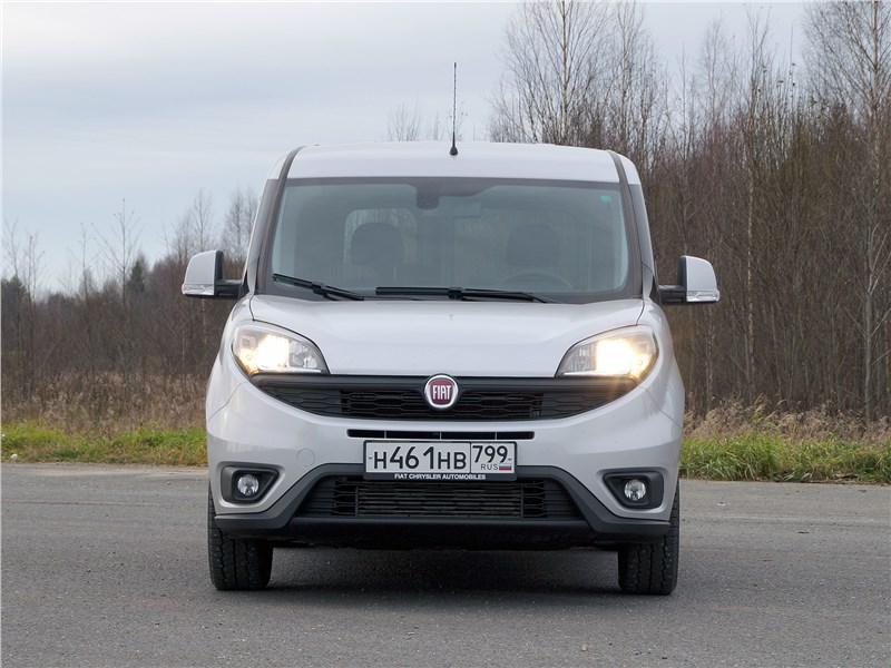 Fiat Doblo 2015 вид спереди