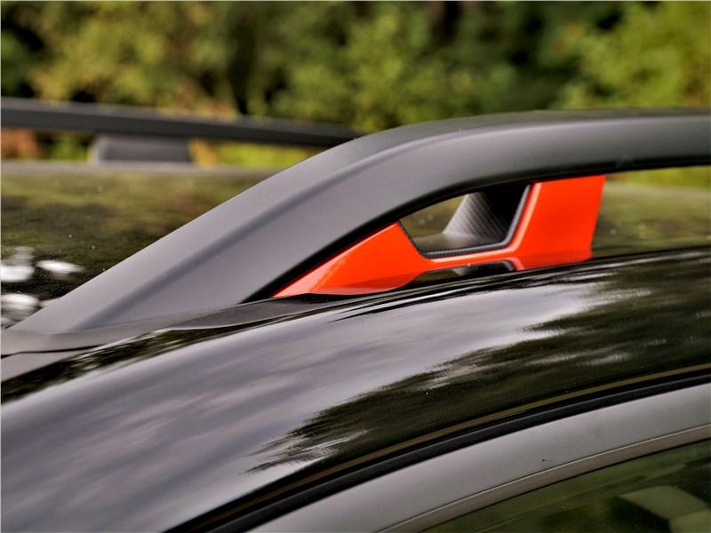 Subaru Forester Sport (2019) рейлинги