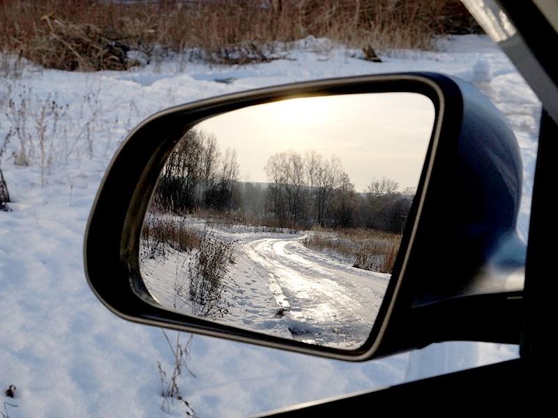 Brilliance H530 2014 боковое зеркало