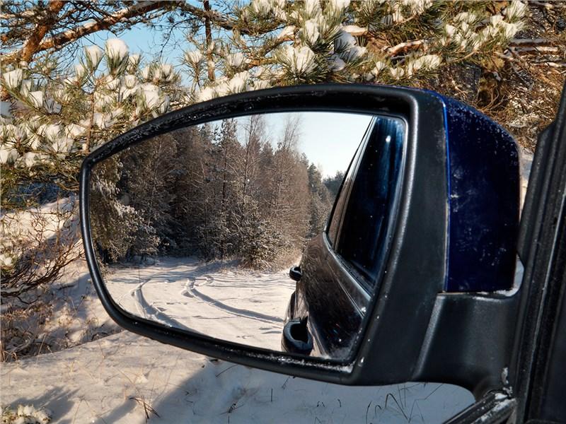 Ford Kuga 2013 боковое зеркало
