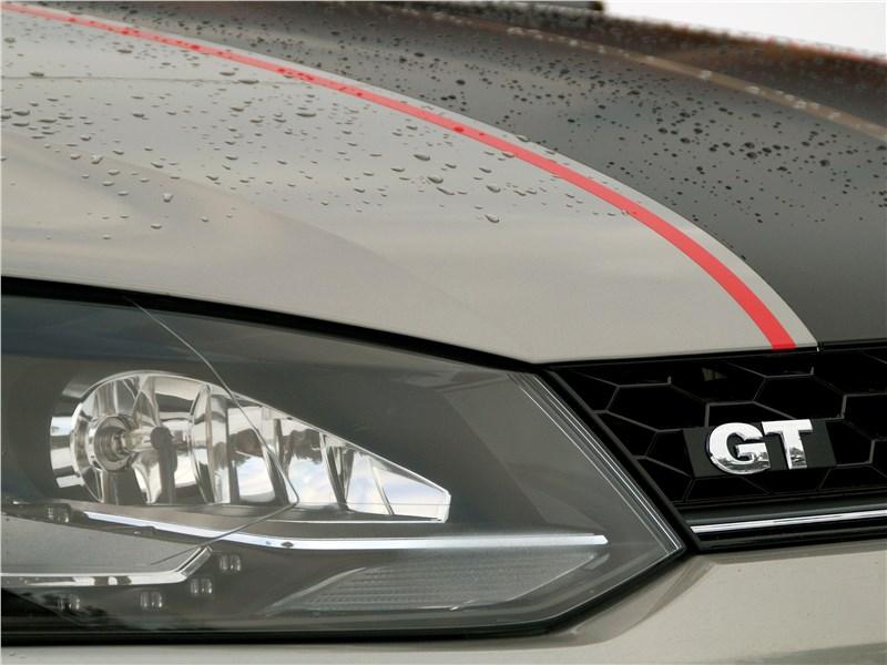 Volkswagen Polo GT 2016 передняя фара