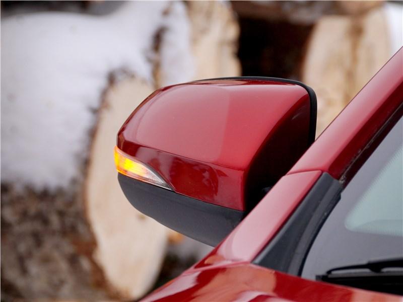 Lada Vesta 2015 боковое зеркало