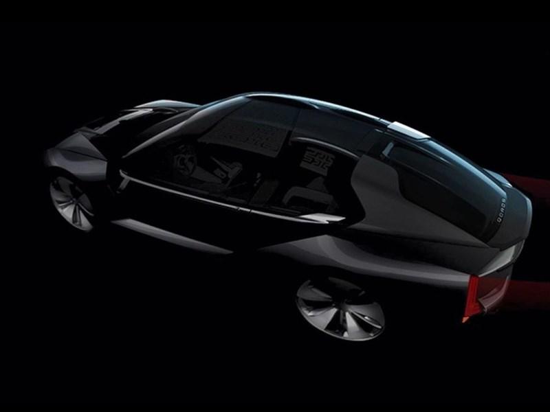 Qoros и Koenigsegg построили карбоновый спорткар