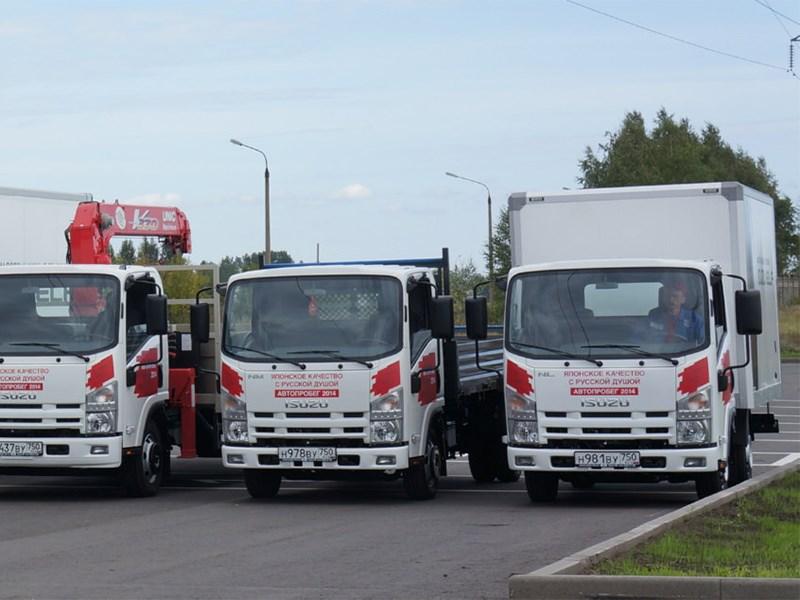 Sollers займется выпуском гибридных грузовиков Фото Авто Коломна
