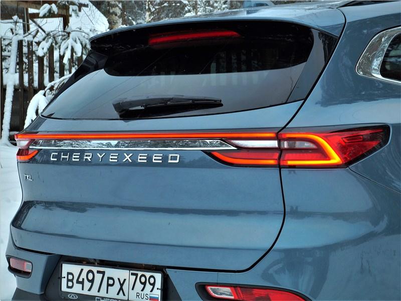Cheryexeed TXL (2020) задние фонари
