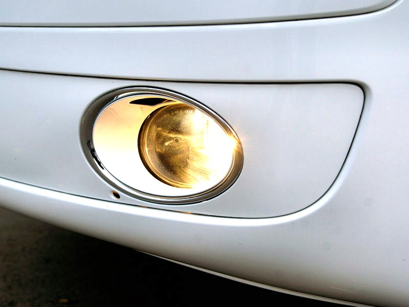 Volkswagen Caravelle противотуманная фара