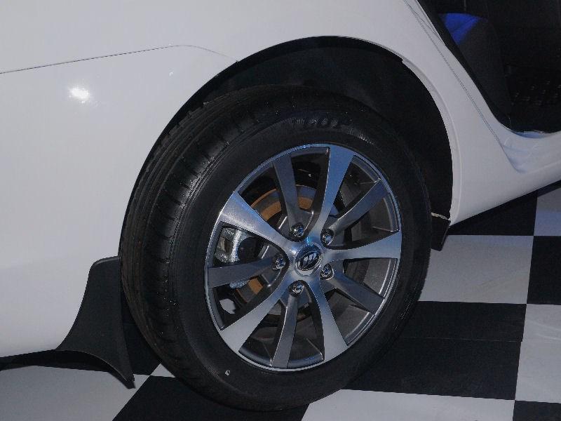 Lifan Cebrium 2014 колесо