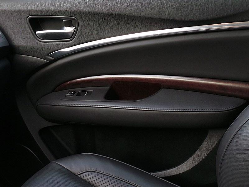 Acura MDX 2014 декоративные вставки