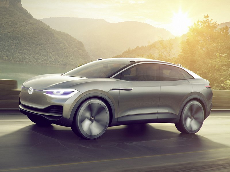 Volkswagen разработал кроссовер с управляемостью купе