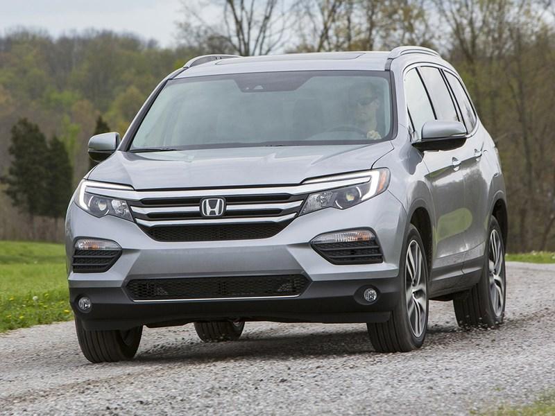 Honda Pilot получит укороченную версию