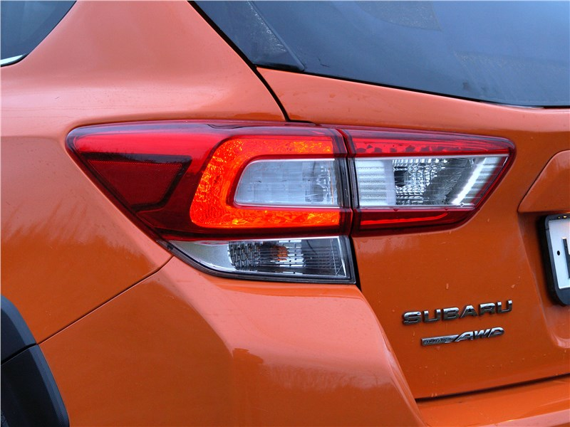 Subaru XV 2018 задние фонари