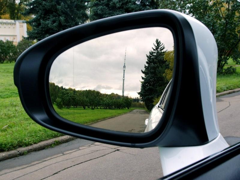 Lexus CT 200h 2011 наружные зеркала