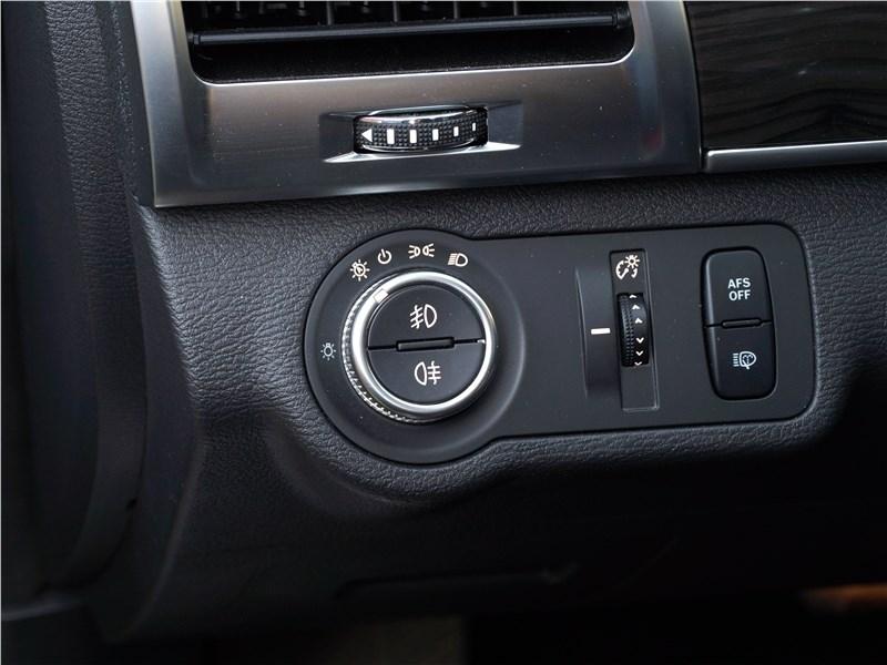 Haval H9 2017 кнопки