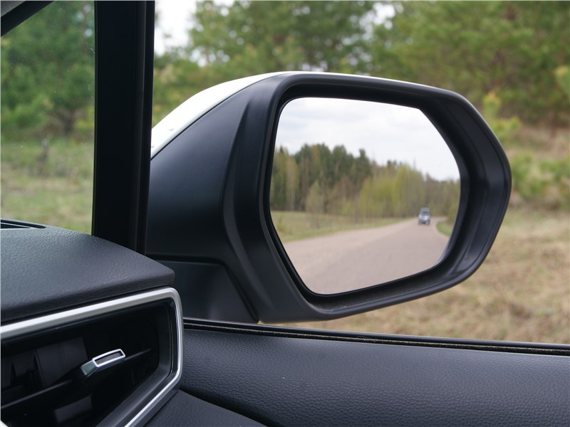 Toyota Corolla 2019 боковое зеркало