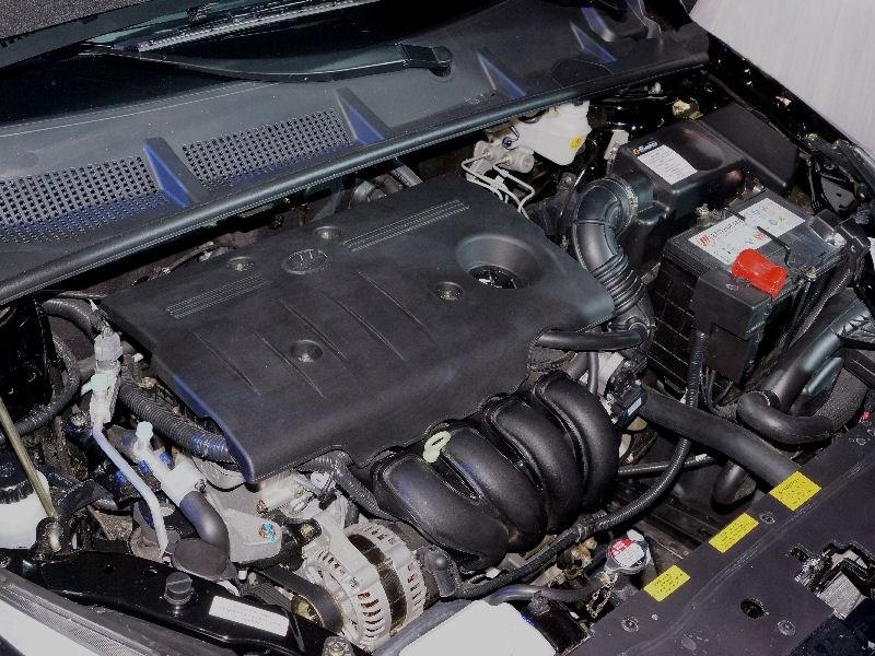 Lifan Cebrium 2014 двигатель