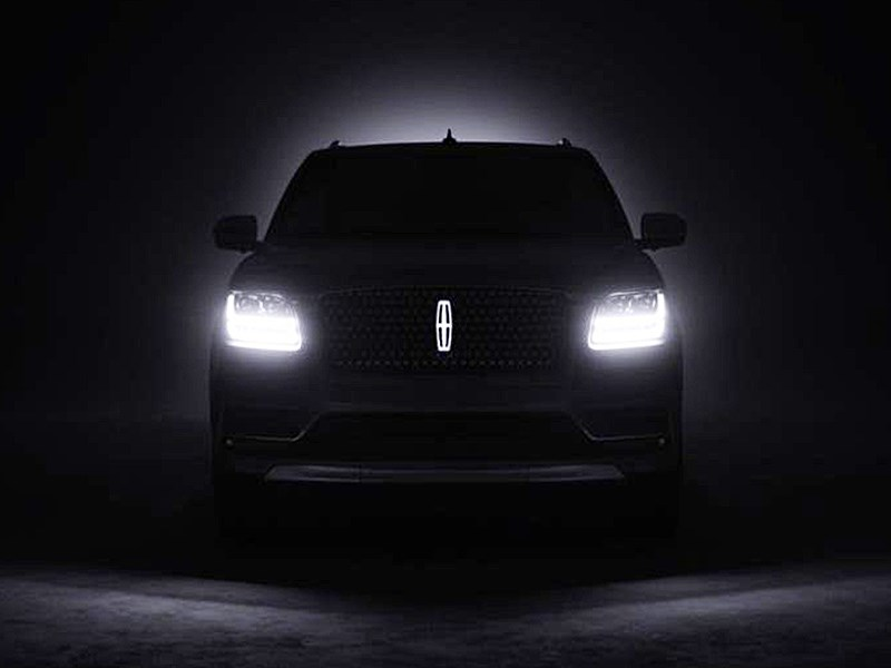 Lincoln покажет новое поколение внедорожника Navigator