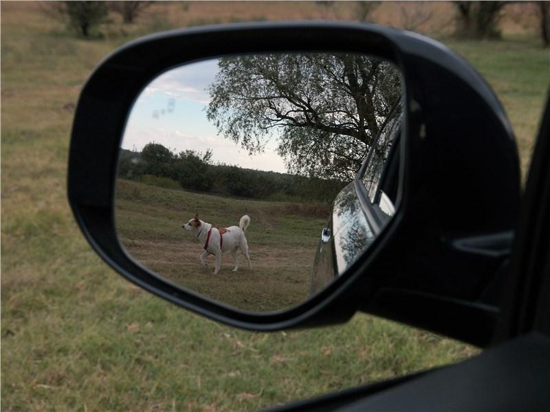 Mitsubishi Outlander 2016 боковое зеркало