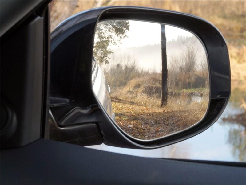 Mitsubishi ASX 2017 боковое зеркало