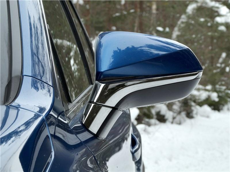 Lexus NX 2018 наружные зеркала