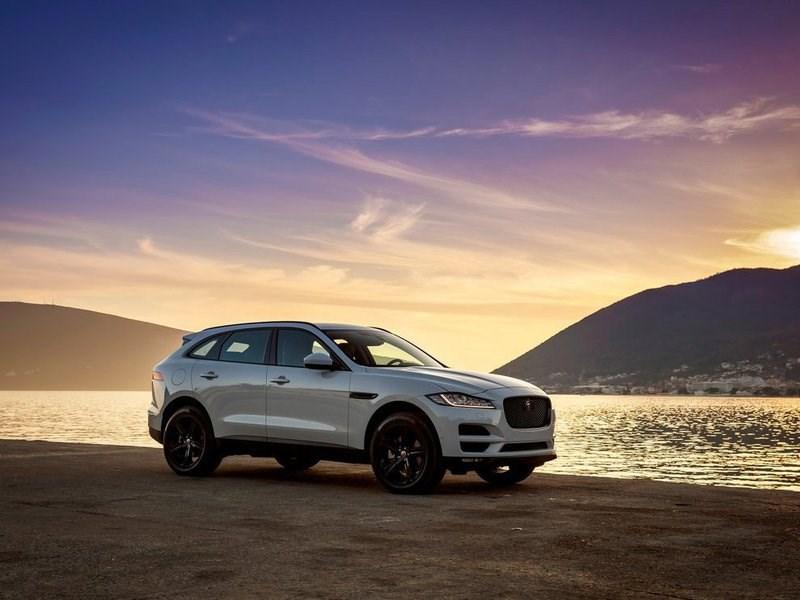Российские продажи Jaguar в сентябре выросли на 54 процента