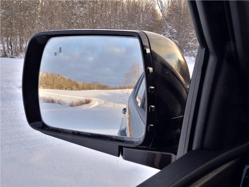 KIA Mohave (2020) боковое зеркало