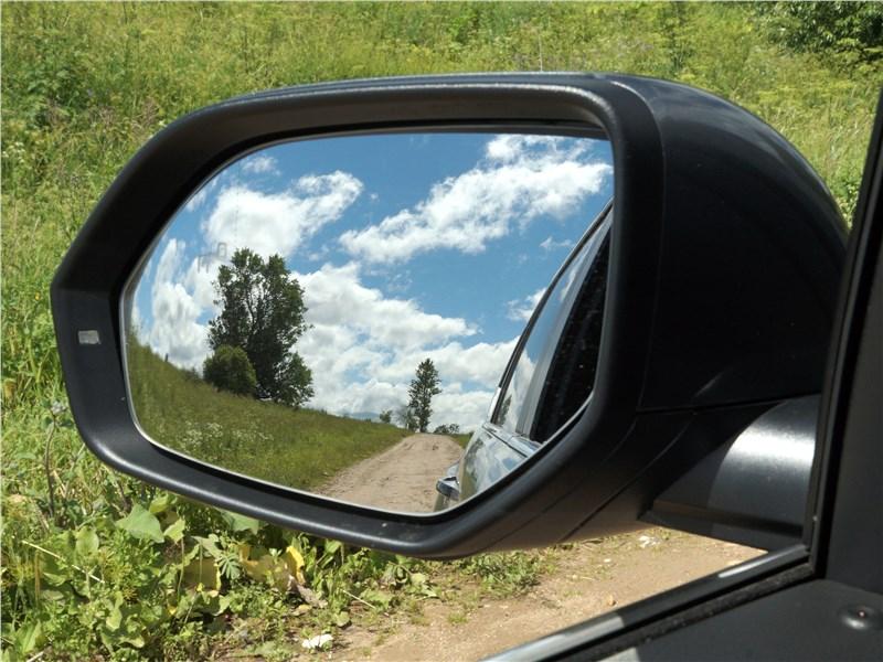 Volkswagen Teramont 2018 боковое зеркало