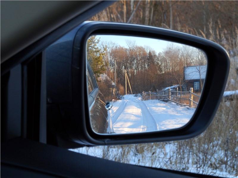 Geely Emgrand 7 2019 наружное зеркало