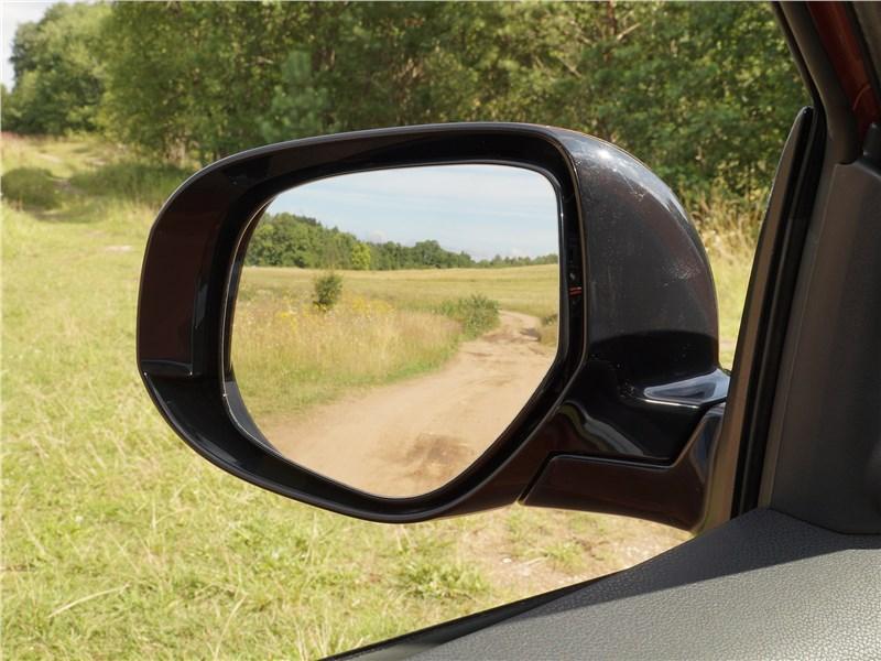 Mitsubishi ASX 2020 боковое зеркало