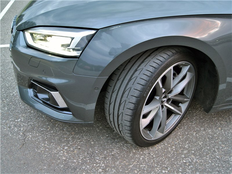 Audi A5 Sportback 2020 переднее колесо