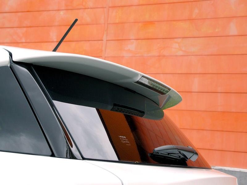 Lexus CT 200h 2011 задний спойлер