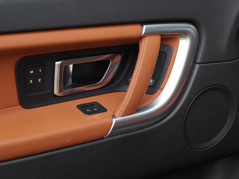 Land Rover Discovery Sport 2015 внутренние дверные ручки