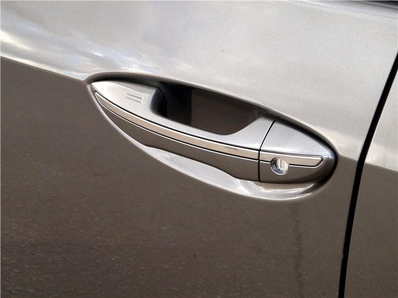 Toyota Corolla 2017 ручка двери