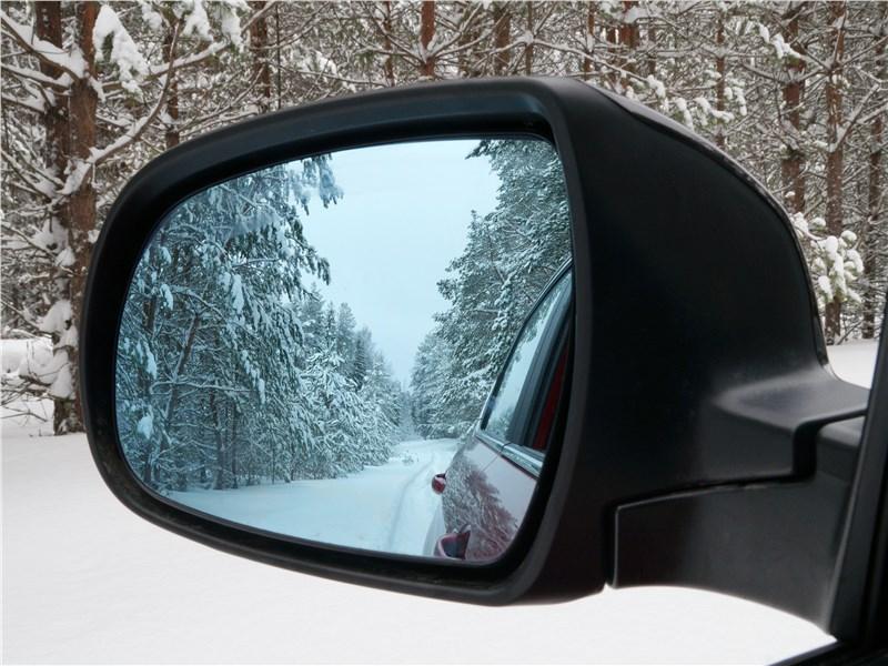 Haval H2 2014 боковое зеркало