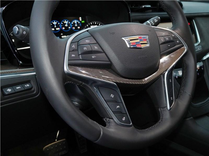 Cadillac XT5 2017 руль
