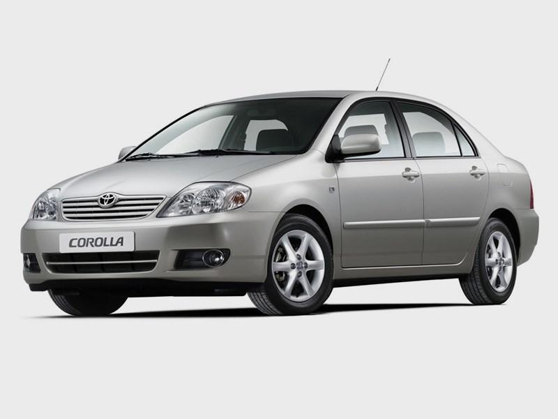 Toyota отзывает автомобили в России