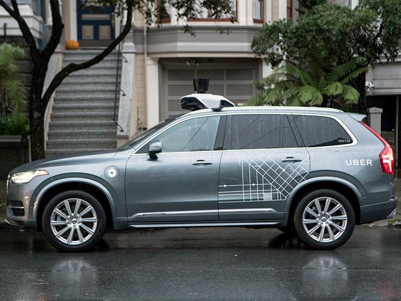 ВСША суд запретил инженеру Uber разрабатывать автомобиль-беспилотник