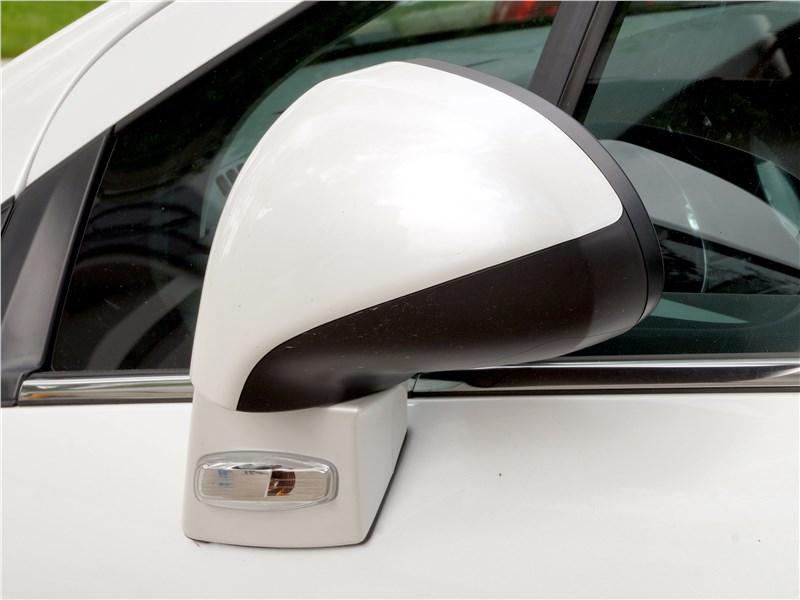 Peugeot 408 2017 боковое зеркало