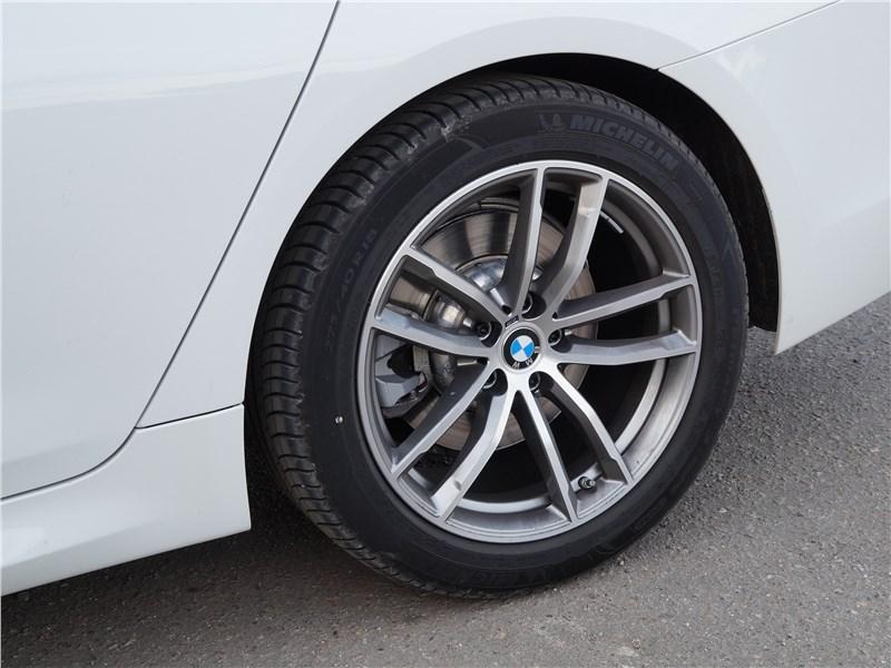 BMW 520d 2017 колесо