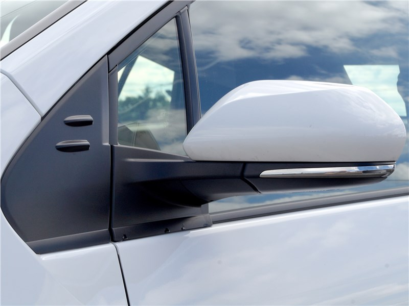 Toyota Prius 2016 боковое зеркало